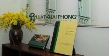Công ty Luật Khai Phong triển khai Đề án hỗ trợ pháp lý cho Doanh nghiệp